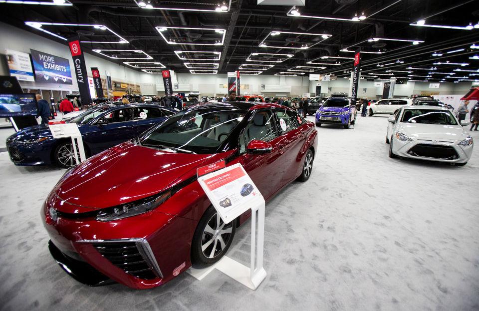 Portland Car Show >> 2019 Portland International Auto Show Gets Rolling At Oregon