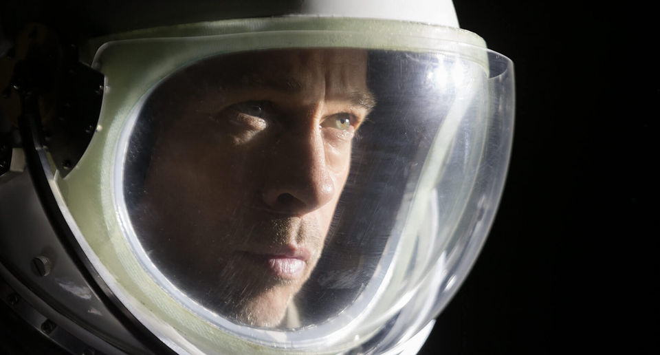 Brad Pitt embarks on a haunting space odyssey in 'Ad Astra' (review)