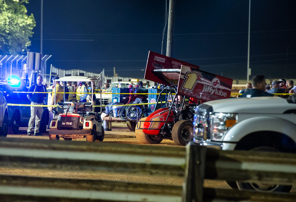 A look at spectator injuries and deaths at race tracks: rare but not impossible