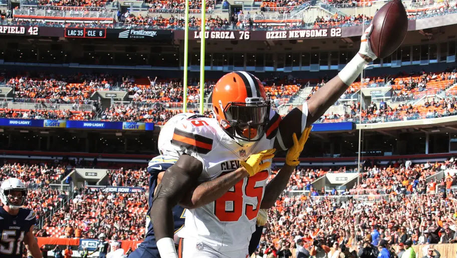 The goal line fade will be key part of Browns' red zone success in 2019 -- Film Room