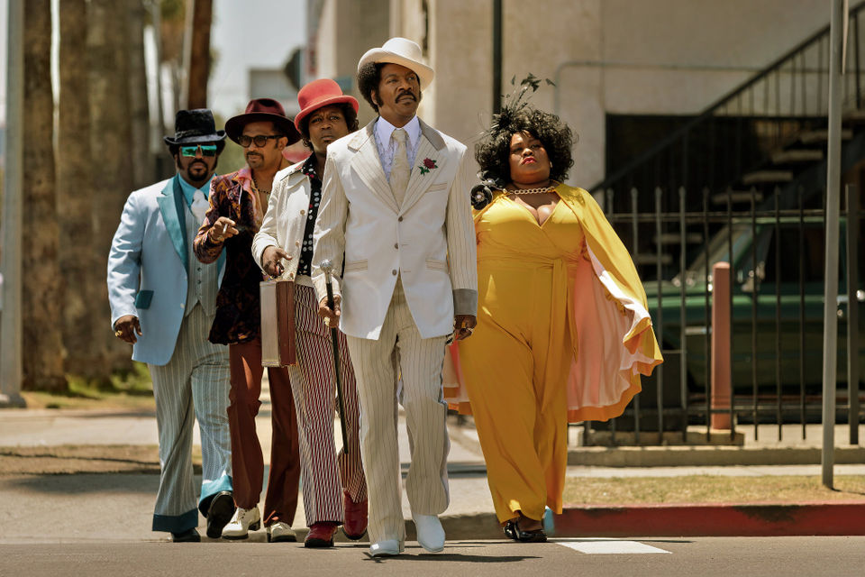'Dolemite Is My Name': Eddie Murphy brilliant in loving ode to pioneer comic Rudy Ray Moore (review)