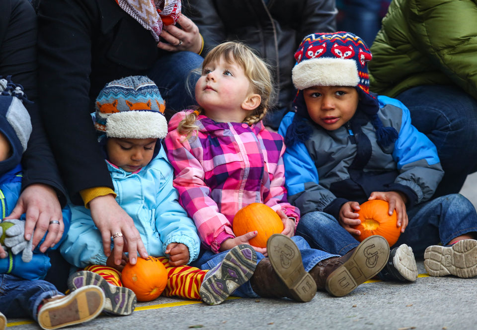 24th Annual Pumpkinfest Celebration puts people in fall spirit