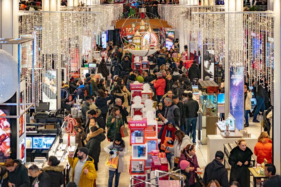 Black Friday 2018 Shopping Mayhem Across Us Photos Video Syracuse Com