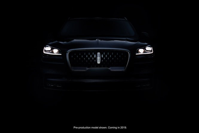 The all-new Lincoln Aviator makes its debut Nov. 28 at AutoMobility LA.