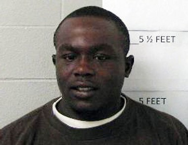 This undated photo provided by the Selma Police Department shows James Minter.(Selma Police Department via AP)