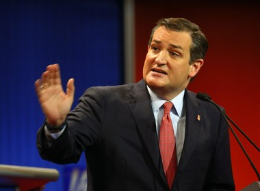 Ted Cruz: He started out sounding like a conservative but as he's gained establishment support he's starting to sound like he wants to become the third president Bush.