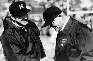 The days of blue collar football with coaches like Bo Schembechler and Woody Hayes may be relegated to old black and white photos.