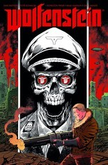 """Wolfenstein"" #1, cover"