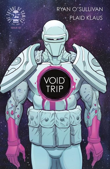 """""""Void Trip"""" #2, cover"""