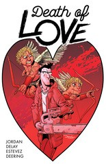 """""""Death of Love"""" #1, cover"""