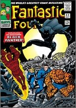 """Fantastic Four"" #52, cover"