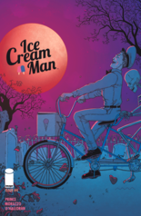 """Ice Cream Man"" #4, cover"