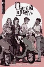 """""""Nancy Drew"""" #1, cover"""