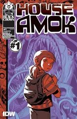 """House Amok"" #1, cover"
