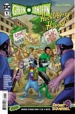 """Green Lantern/Huckleberry Hound"" #1, cover"