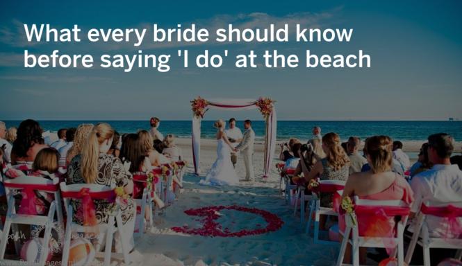 da09db244 Beach wedding ideas  Getting married in Gulf Shores