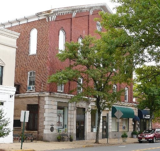 The owners of the Union Hotel want to buy the borough's building at 90-100 Main St. (Hunterdon County Democrat file photo)