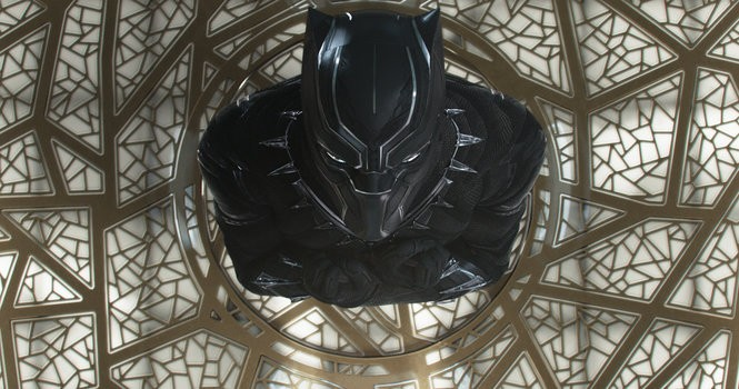 Review: 'Black Panther' is Marvel's most ambitious movie yet