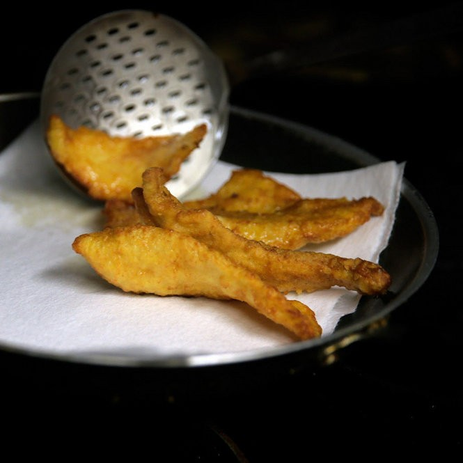 Deep-fried seafood is ubiquitous in South Louisiana, but it is best consumed in moderation. (Photo by David Grunfeld, NOLA.com | The Times-Picayune)