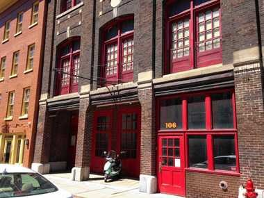 Wollff's Biergarten is planning to open this fall in this old firehouse at 106 Montgomery St. in downtown Syracuse.
