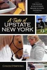 'A Taste of Upstate New York,' by Chuck D'Imperio (Syracuse University Press)
