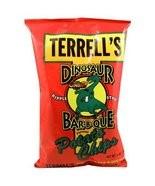 Terrell's dinosaur chips