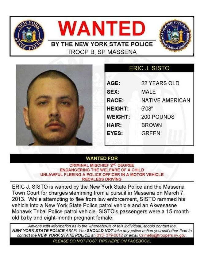 Wanted in NYS: Do you know where these 8 defendants are