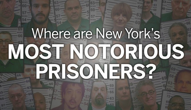 Where are New York's most notorious prisoners