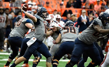 """Nothing says """"Orange"""" football like blue-and-gray uniforms, right? Wrong, says a faithful reader (turned writer) from Texas. And, if you choose to read his email below, you'll see that he may have a point."""