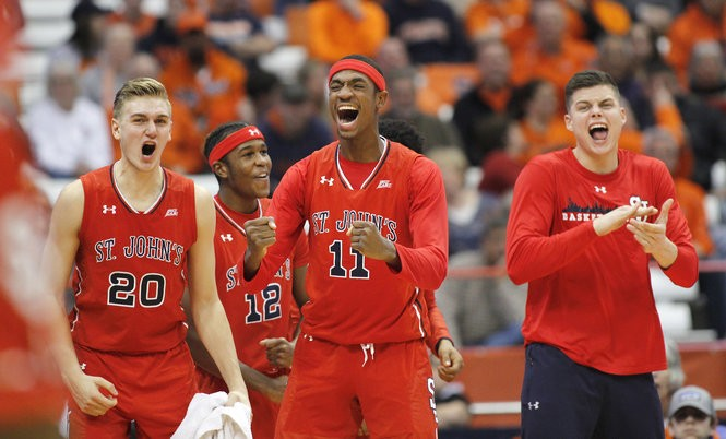 Push the panic button: Syracuse loses to St. John's 93-60 ...