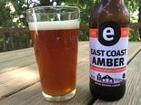 From the new Empire Farmstead Brewery in Cazenovia: East Coast Amber ale.