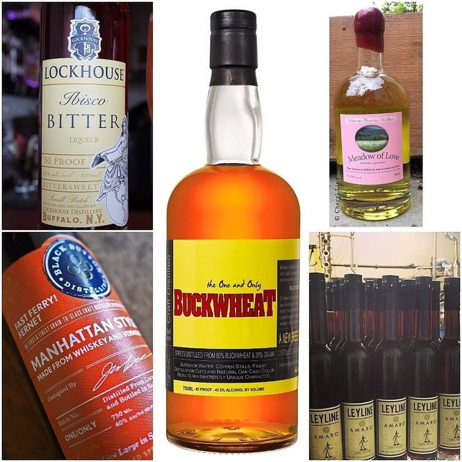 From absinthe to schnapps, here are 8 out-of-the-ordinary spirits