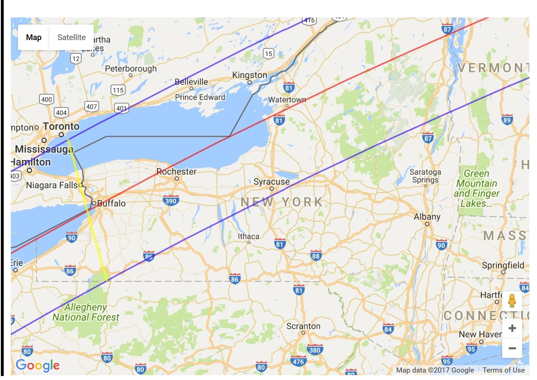 a total solar eclipse is coming to upstate new york so don t worry if you miss this one newyorkupstate com a total solar eclipse is coming to