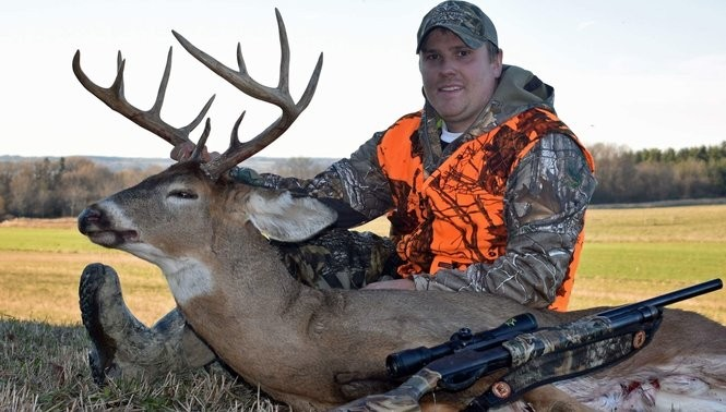 Upstate NY deer hunters share photos of big firearm, crossbow bucks