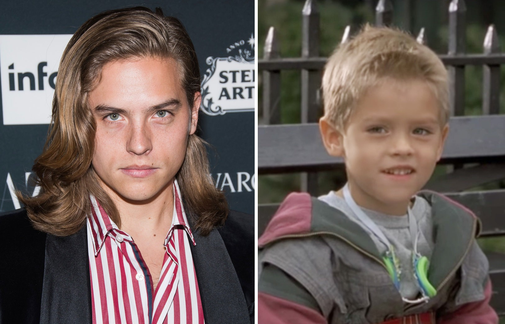 Actor Dylan Sprouse Spotted Around Syracuse While Filming