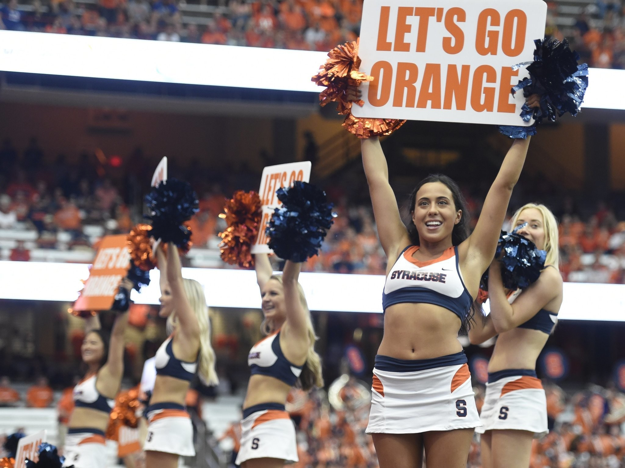 Syracuse Basketball Cheerleader On Road To Recovery After