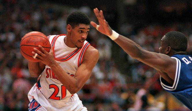Could Lawrence Moten's Big East scoring record be in jeopardy?