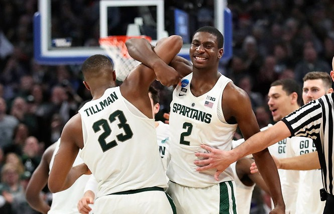 a67cd1e2962 Meet Michigan State, Syracuse basketball's next NCAA Tournament ...