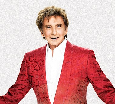Barry Manilow will be performing at Turning Stone Resort & Casino in July.