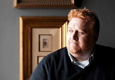 Brad Thomas Parsons, a native of Madison County, N.Y. and an award-winning drinks writer.