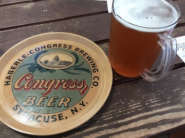Willow Rock Brewing Co. in Syracuse, working with the Onondaga Historical Association, is aiming to launch a new version of the historic Congress Beer.