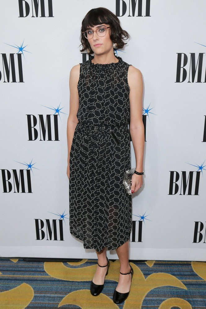 Teddy Geiger attends the 66th Annual BMI Pop Awards - Arrivals at the Beverly Wilshire Four Seasons Hotel on May 8, 2018 in Beverly Hills, California.