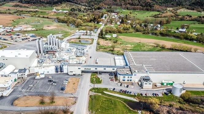 The Chobani yogurt factory in South Edmeston employs approximately 1,000 people.