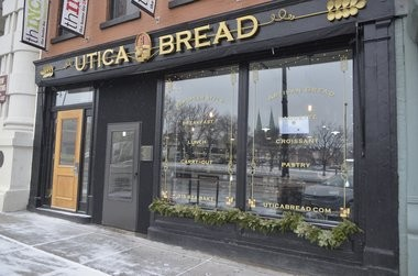 Utica Bread,, 106 Genesee St., Utica.