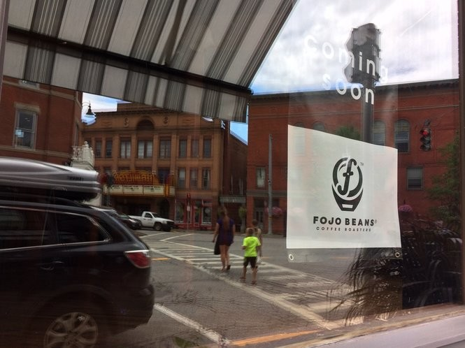 FoJo Beans is moving from Norwich to Hamilton this fall.