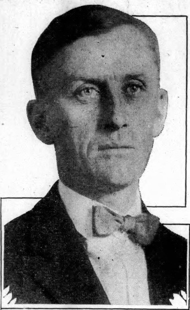 Massena mayor Gilbert Hawes.