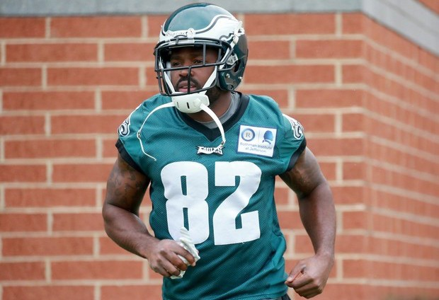 sneakers for cheap 17b5c 3432e Eagles Training Camp Observations: Alshon Jeffery, Torrey ...