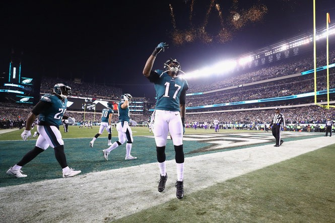 save off a2afb 5fe8d Super Bowl 2018: Eagles' postseason grades | Report card for ...