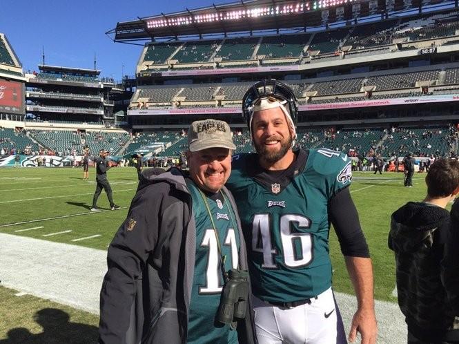 974a1a44fa29fe Super Bowl 2018: Here are 29 celebrity Philadelphia Eagles fans ...