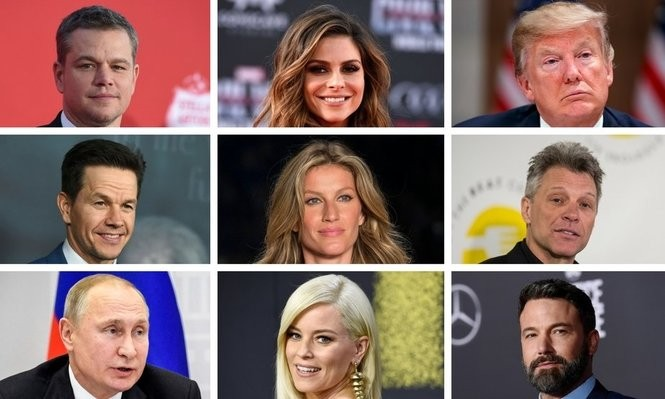 8d5fee02ec5ba2 Super Bowl 2018: Here are 29 celebrity New England Patriots fans ready to  party in Minneapolis
